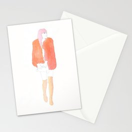 Typical Girl Paula Stationery Cards
