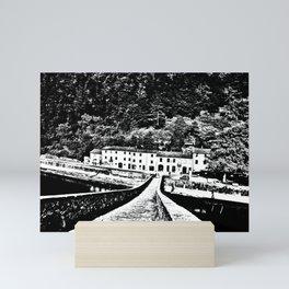 Ponte della Maddalena Mini Art Print
