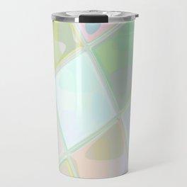 Re-Created Mirrored SQ I by Robert S. Lee Travel Mug