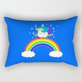 My unicorn Rectangular Pillow