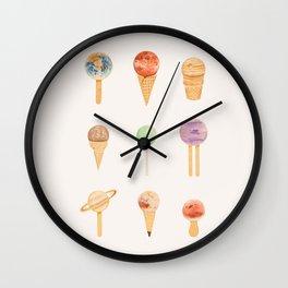 Planetarium Sugarium Wall Clock