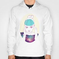 grimes Hoodies featuring GRIMES by Nuk_