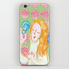 Angie Darling iPhone & iPod Skin