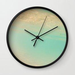 Ocean Ripples Wall Clock
