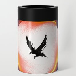 The Head is too Wise The Heart is All Fire | Raven Cycle Design Can Cooler