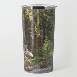 Stacks on Stacks Travel Mug