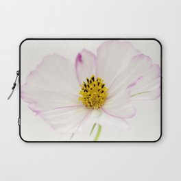 Sensation Cosmos White Bloom Laptop Sleeve