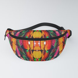 For the World Sugarcane - Alicia Jones - Pattern Fanny Pack