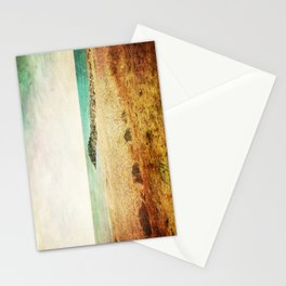 Beach in southern France - summer memories Stationery Cards