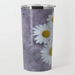 Chamomile daisy flower Travel Mug