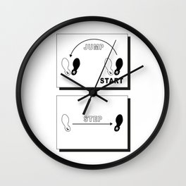 TIME WARP (THE ROCKY HORROR PICTURE SHOW) Wall Clock