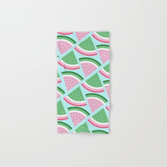 FreshWatermelon Hand & Bath Towel