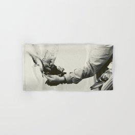 Caring Hand Hand & Bath Towel
