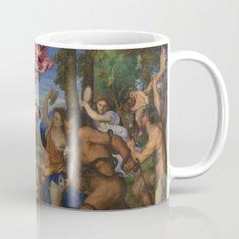 """Titian (Tiziano Vecelli) """"Bacchus and Ariadne"""", 1520-1523 Coffee Mug"""