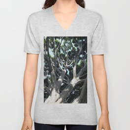 Old Fig Tree Unisex V-Neck