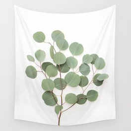 Eucalyptus Branch Wall Tapestry