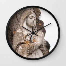Saint Mary Wall Clock