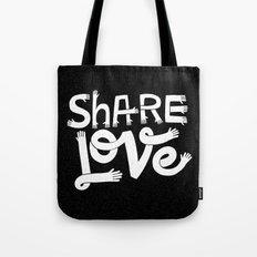 share love Tote Bag