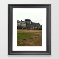 Dublin Castle Framed Art Print