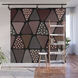 Ant hills Wall Mural