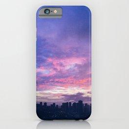 City Sunset - Hawaii iPhone Case