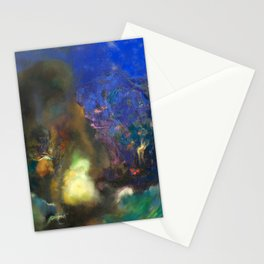 Roger and Angelica by Odilon Redon, 1910 Stationery Cards