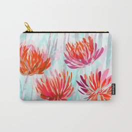 Chrysanthemum in the garden Carry-All Pouch