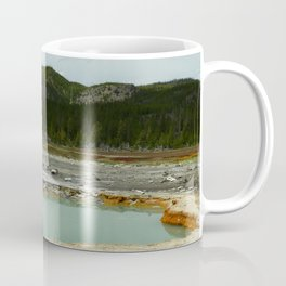 Wall Pool Coffee Mug