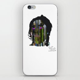 Input, Lost in Wonder, Lost in Love, Lost in Praise, forevermore  iPhone Skin