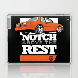 Notch Above the Rest Laptop & iPad Skin