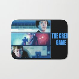 The Great Game Bath Mat