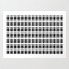 four/four Art Print