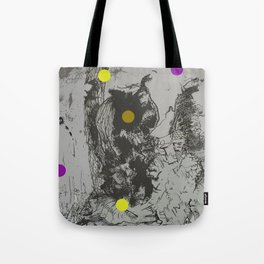 Walking Away from Certain Doom Tote Bag