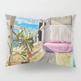 Bingin Beach Pillow Sham
