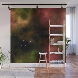 Galaxy Nebula Starfield Backgroun Wall Mural
