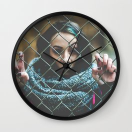 Lessanah Wall Clock