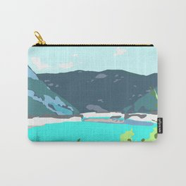 Calm panorama Carry-All Pouch