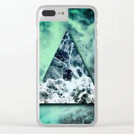 Miasma Clear iPhone Case