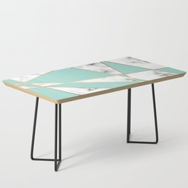 Marble Geometry 055 Coffee Table