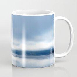 Soft winter sky Coffee Mug