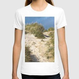 Scandinavian Sand Dune of Henne in Denmark T-shirt