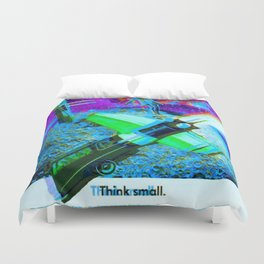 a tale of the moon drifter Duvet Cover