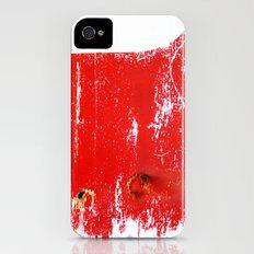 Scratches Slim Case iPhone (4, 4s)