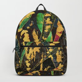 mosaic underwater Backpack