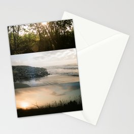 Peace + Freedom Panoramic Stationery Cards