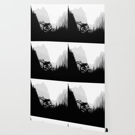 Ink Race Wallpaper