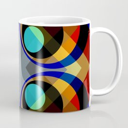 Retro Rocket 31 Coffee Mug