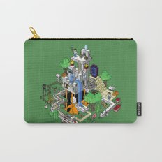 Minecraft World Carry-All Pouch