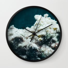 Sparkle & Shine Wall Clock