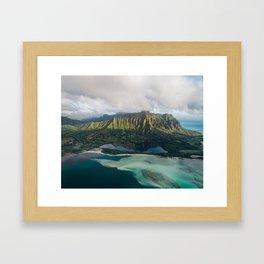 Hawaii Views Framed Art Print
